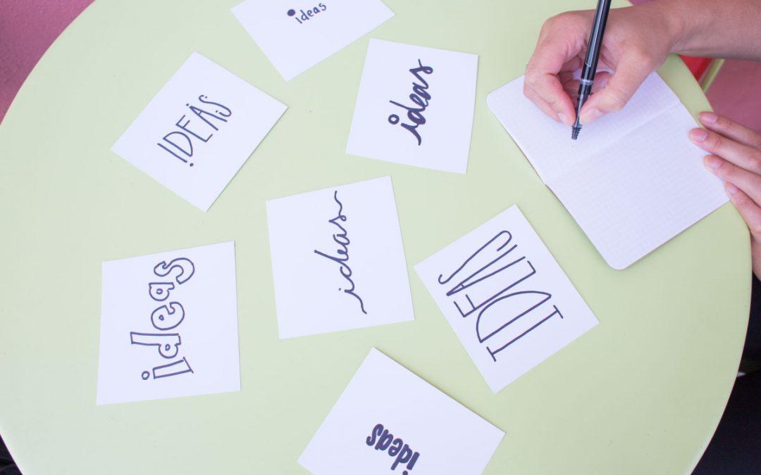 Processus d'appels à idées