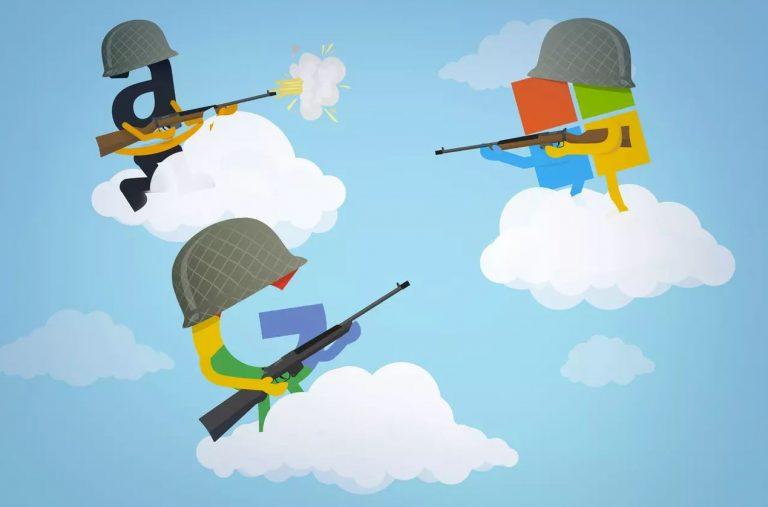 Amazon, Google, Microsoft… Qui va gagner la guerre du multicloud ?