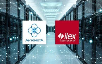 Communiqué : Ilex International s'appuie sur le Cloud souverain AntemetA pour son offre IAM as a Service