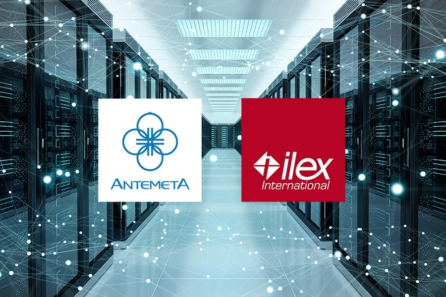 Ilex International et Antemeta