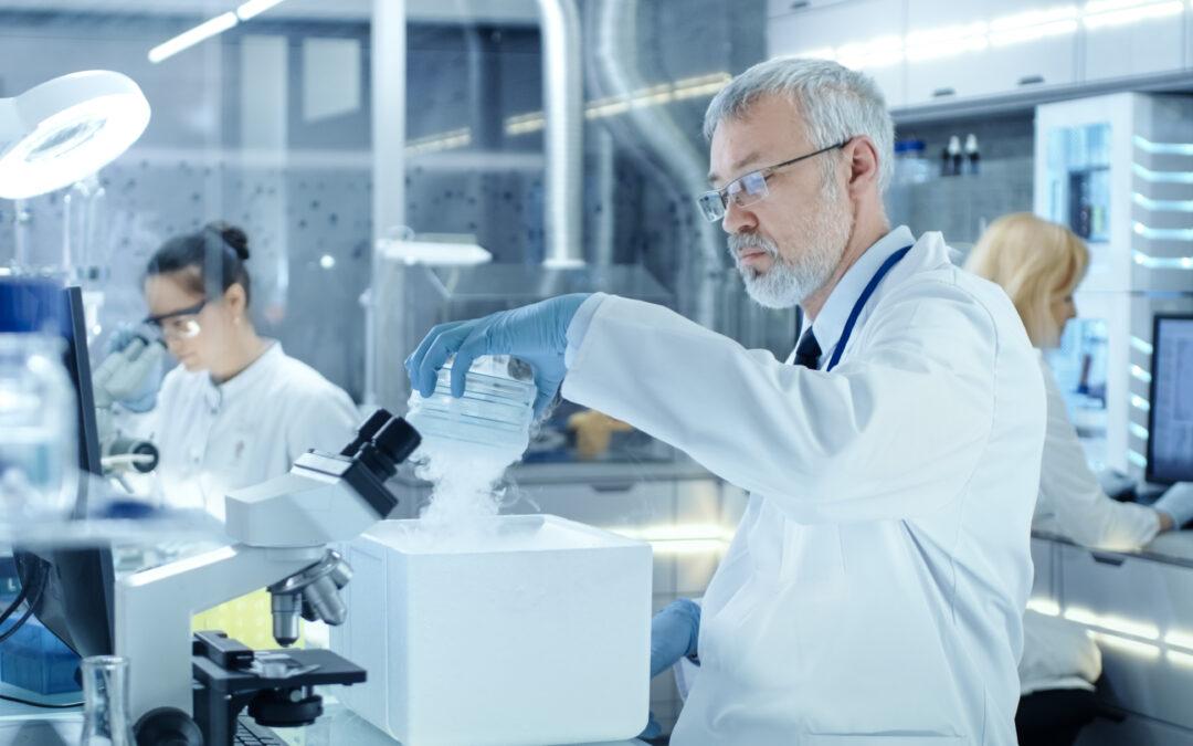 Qui sont les éditeurs leaders de logiciels de gestion de laboratoire (LIMS)?